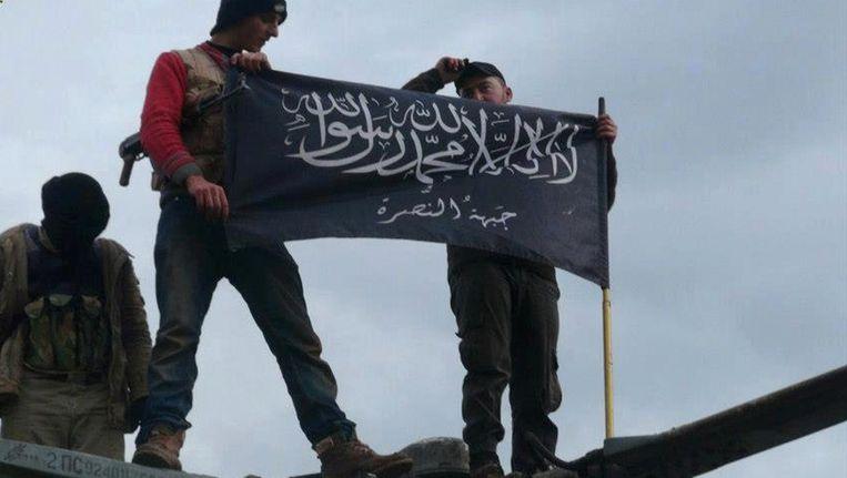 Rebellen van de racidale groepering Jabhat Al-Nusra (archiefbeeld).