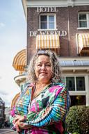De nieuwe directeur van Wageningen45 voor Hotel De Wereld.