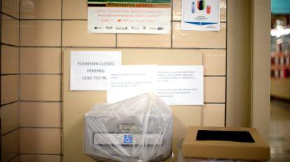Vrees voor vergiftiging: drinkfonteintjes voor 50.000 leerlingen in Detroit staan droog