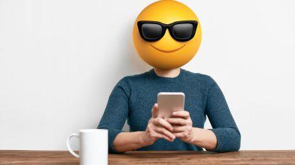 Wat je emojigebruik over jezelf verklapt