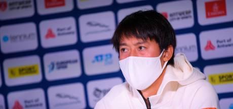Blessé, Nishikori déclare forfait à Anvers