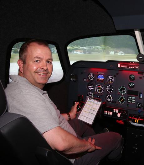 'Extreem' leren vliegen met nieuwe simulator in Teuge