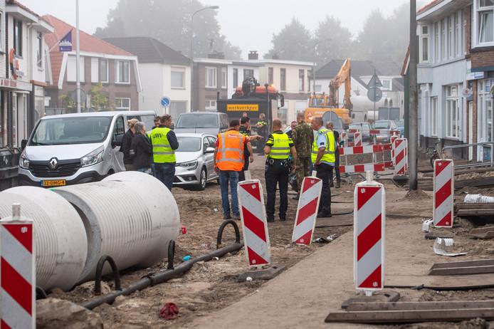 In september 2018 deed de politie meerdere invallen in de Almelose wijk Nieuwstraatkwartier.