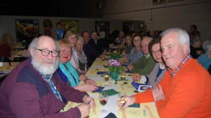 Bedankingsfeest voor vrijwilligers parochie