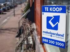Voor corona stegen de huizenprijzen nog in Amsterdam