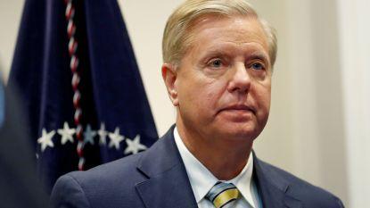 Republikeinse senator Graham roept Trump op om shutdown op te schorten