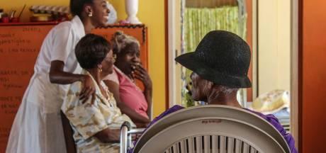 'Mensen met dementie zwierven in Suriname op straat'