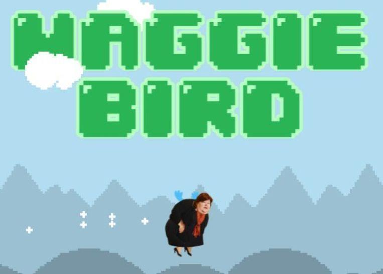 De lokale variant Maggie Bird.