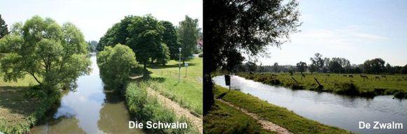 Zwalm is al meer dan 45 jaar verbroederd met haar zusterstad Schwalmstadt in Duitsland.