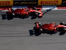Ferrari heeft geen vijanden nodig in de Formule 1