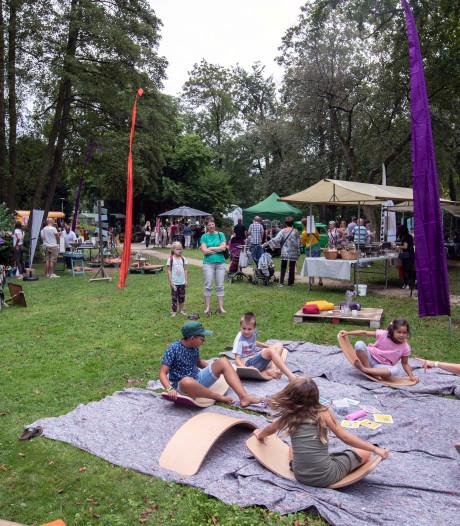 Dynamisch sfeertje, maar weinig bezoekers op Hippe Fair in Roosendaal