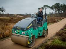 Door nieuw pad loop je met rolstoel of kinderwagen niet meer vast in Overasseltse en Hatertse Vennen