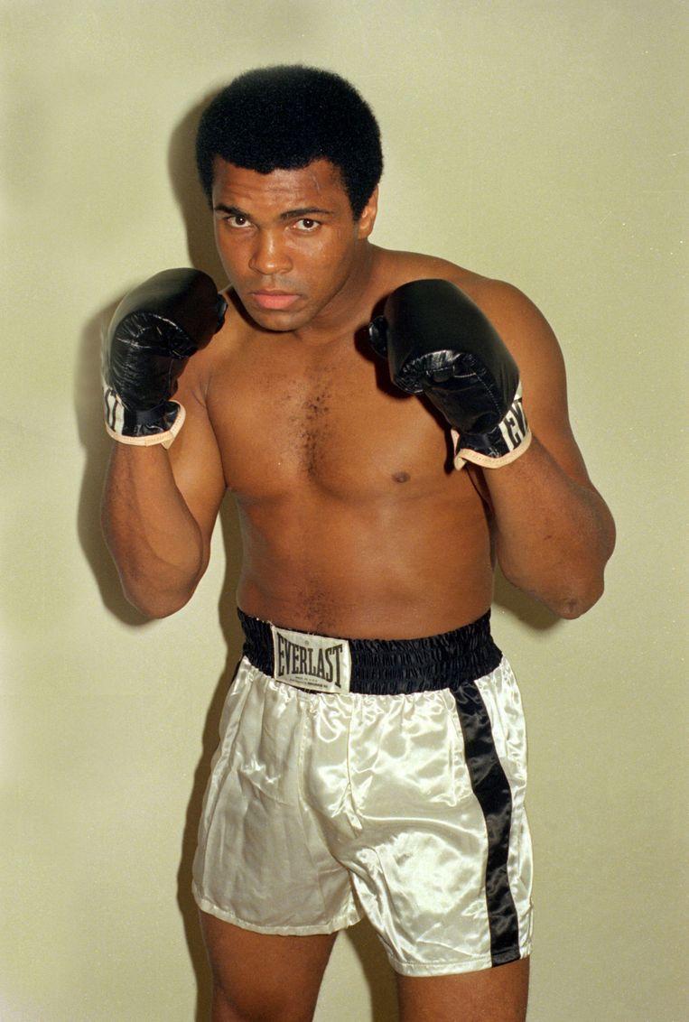 Muhammad Ali in 1974. Beeld AP