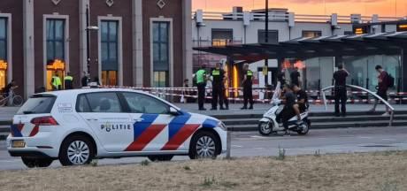 Schietpartij op centraal station in Nijmegen: politie sluit de boel af voor onderzoek