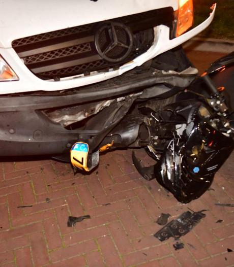Scooterrijder gewond bij botsing in Nuenen
