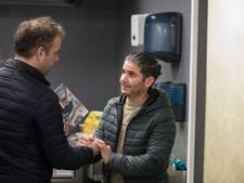 Bob wil Syrische Almasri helpen na inbraak in kiprestaurant