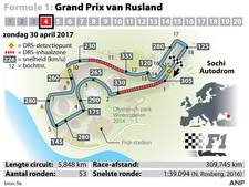 LIVE: Spel om de pitstops, Verstappen stevig op P5