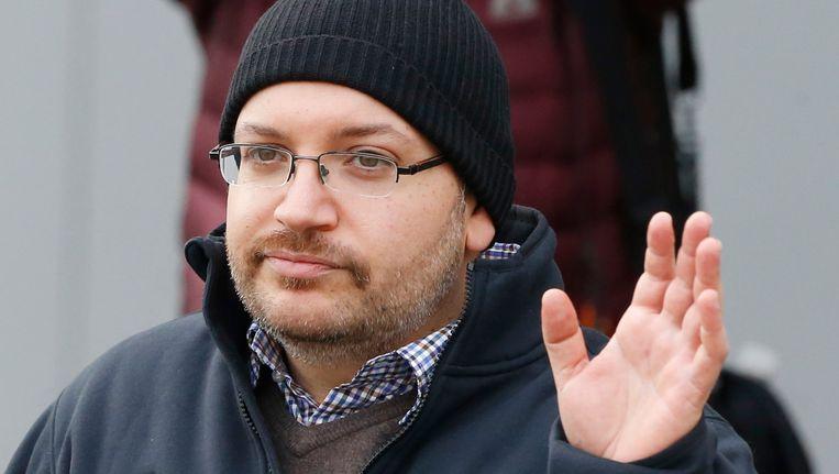 Vrijgelaten Amerikaanse journalist klaagt Iran aan wegens