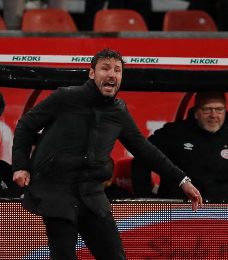 Van Bommel: PSV beter dan voor de winterstop