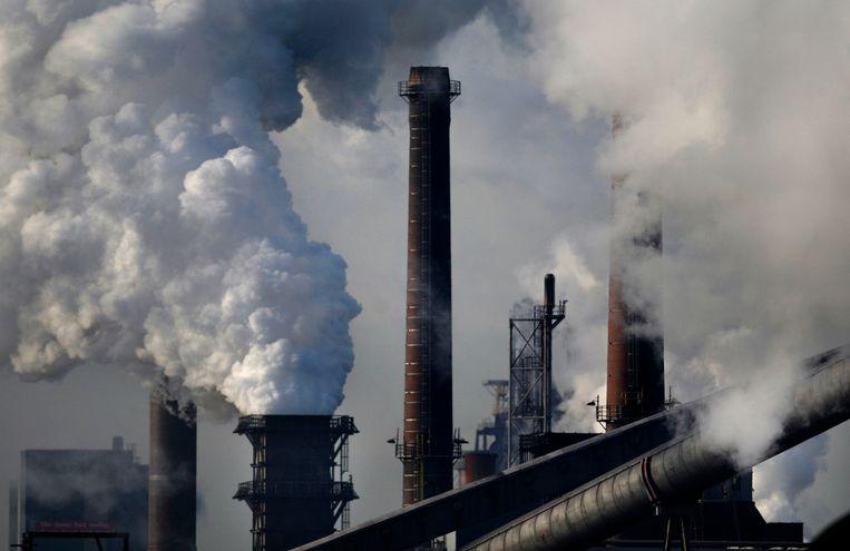 Tata Steel is al tientallen keren beboet. Beeld ANP