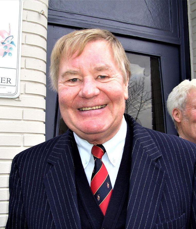 Oud-wielrenner Walter Boucquet.