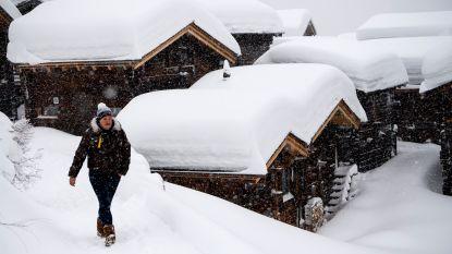 Alpen komen even op adem, maar lawinegevaar blijft aanzienlijk