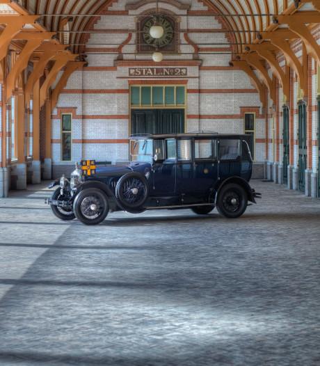 Landaulette (1925) van Prins Hendrik  naar de Cannenburgh