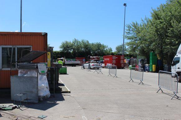 Het huidige recyclagepark en dierenasiel zijn op vlak van infrastructuur voorbijgestreefd