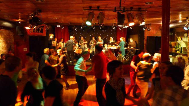 Muziekclub 't Ey moet voorlopig vijf concerten schrappen