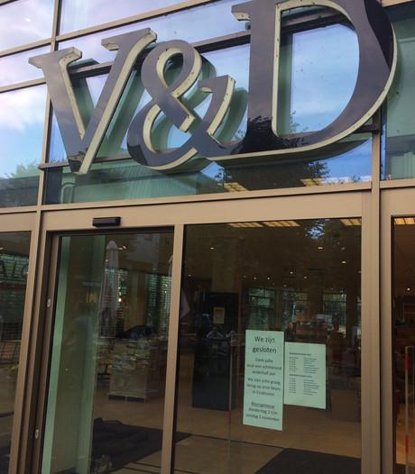 V&D-pand Uden weer leeg, nieuwe huurder in aantocht