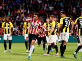 Excellerende Malen steelt de show met vijf treffers tegen Vitesse