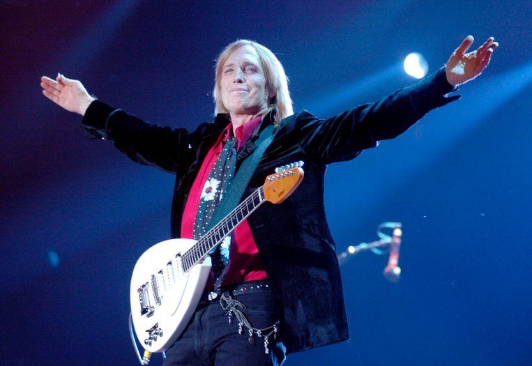 Tom Petty is al overleden, toch wordt Spotify ook in zijn naam aangeklaagd.