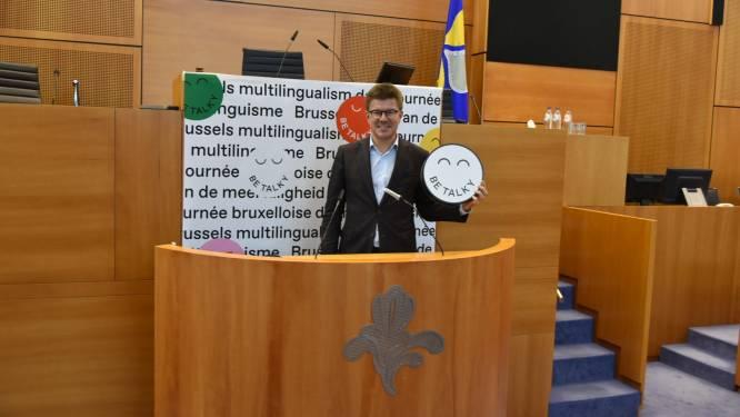 Sven Gatz lanceert projectoproep 'BeTalky' om meertaligheid in Brussel te bevorderen