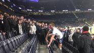 Onwaarschijnlijk: Spurs-speler Dier stormt in tribune en gaat confrontatie aan met supporter die hem beledigt, FA start onderzoek