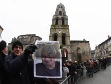 Foto's: Duizenden bij begrafenis van Raymond Poulidor