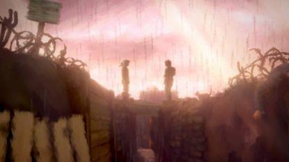 Honderd jaar na einde WOI vertelt videospel '11-11: Memories Retold' je verhalen van achter het front