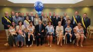 Fons en Paulette 60 jaar getrouwd