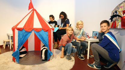 Kinderen hebben eigen hoek in de Meent