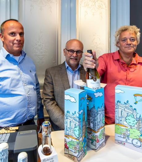 Alle toeristische trekpleisters van Halderberge op een doosje goede wijn