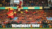 FT België. Iconische momenten uit clubgeschiedenis KVM op reclameborden tijdens promotiefinale - Genk wil Benson terug