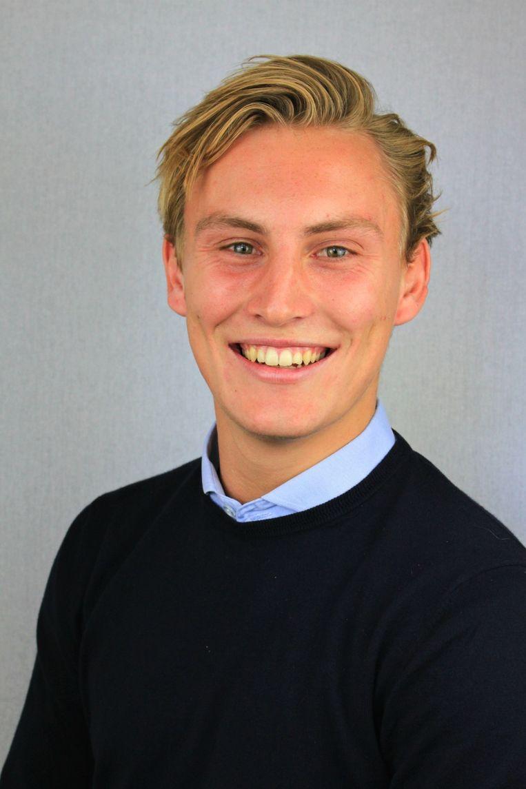 Jasper Veen Beeld