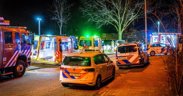 Twee doden bij ongeluk in Eindhoven, lachgas gevonden in busje.