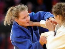 Judoka Franssen viert rentree met goud