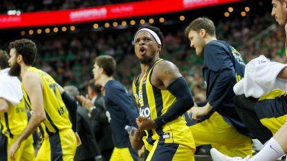 Na Real Madrid plaatst ook Fenerbahçe zich voor Final Four van EuroLeague basket