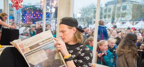 Sander: 'Daar heb ik helemaal niet op school gezeten'