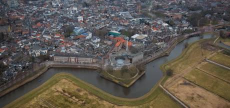 Plannen voor Zuidwalgebied Den Bosch: meer groen, minder blik