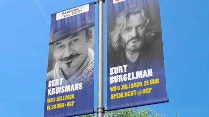 Vlaanderen Feest met Bert Kruismans en Kurt Burgelman
