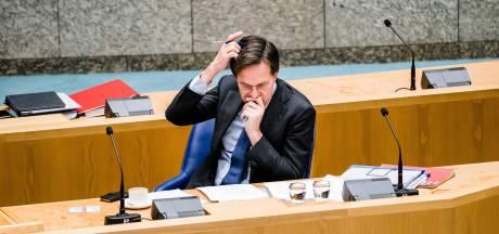 Rutte vraagt Kamer om steun voor avondklok: 'je komt er niet met bestaande lockdown'