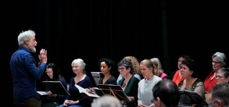 Dirigent Louis Buskens: 'Voetballen had ik ook prima gevonden'