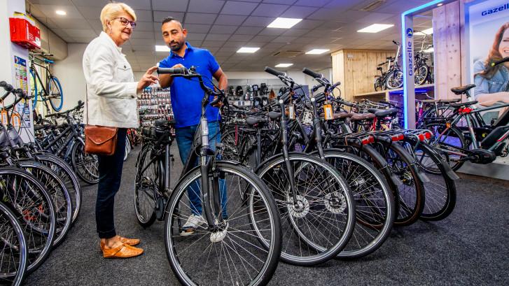 Sneller, goedkoper en gezonder: fietsen is hip